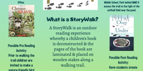 The Atwood/Williams PTA presents Oakland Story Walks
